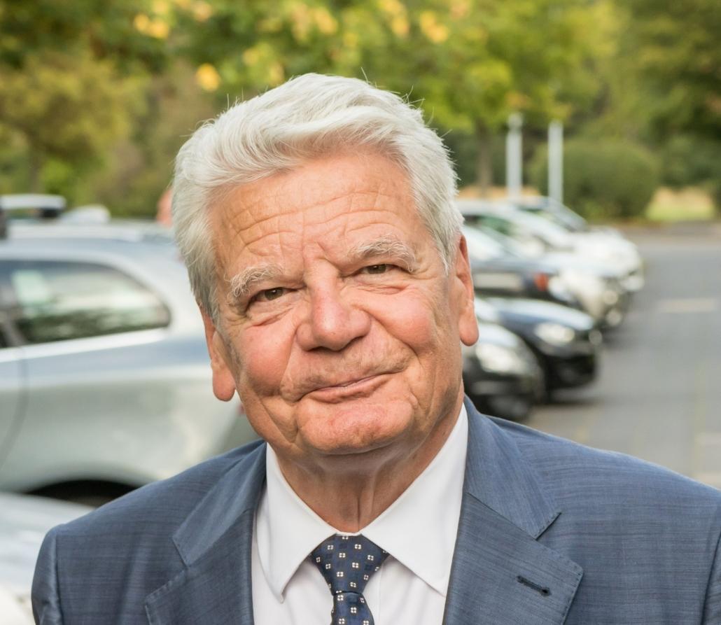 Gauck Geburtstag